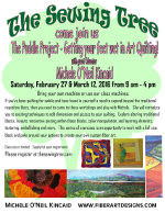 Art Quilting flyer